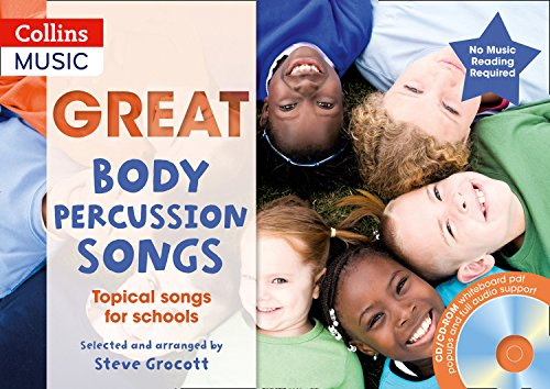 The Greats - Great Body Percussion Songs: Topical songs for schools