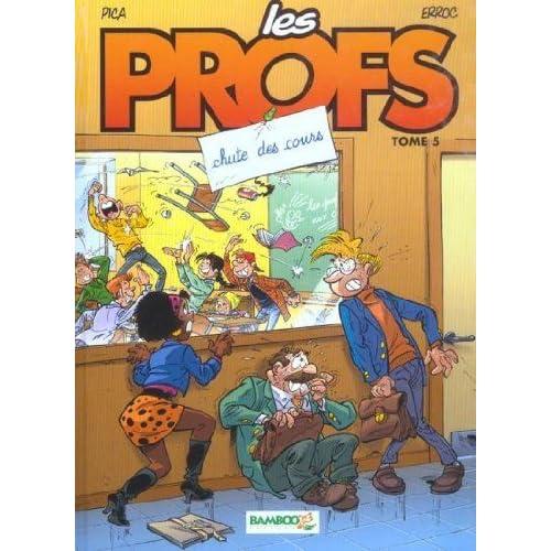 Les Profs, tome 5