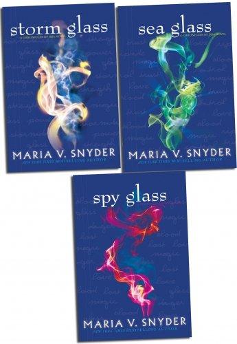 maria-v-snyder-opal-cowan-trilogy-3-books-collection-set-mira-opal-cowan-trilogy-collection-spy-glas