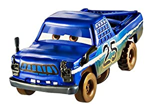 Disney Cars DYB08 Cars 3 Crazy 8 Crashers Broadside Vehicle