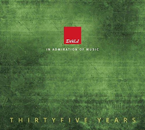 The Dali CD Thirtyfive Years VOL. 5 Audiophile Demo Vorführ Test CD (5 Tests)