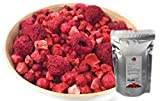TALI Rote Beeren Mix 175 g - Gefriergetrocknete Früchte (Erdbeeren, Himbeeren, Johannisbeeren) -