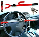 takestop® ANTIFURTO Auto BLOCCASTERZO BLOCCA STERZO Staffa A Y TRAVA ANTIFURTO Regolabile IMMOBILIZZATORE Volante