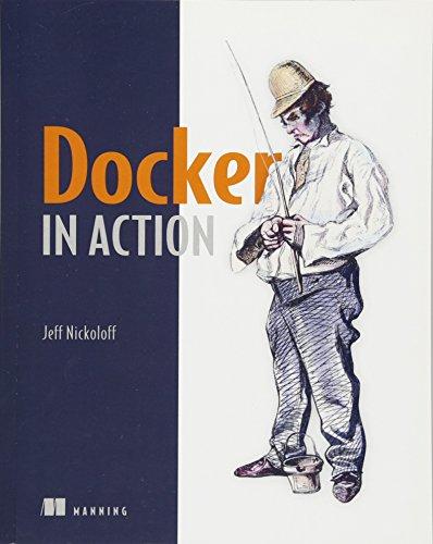 Libro y ebook de programación con Docker