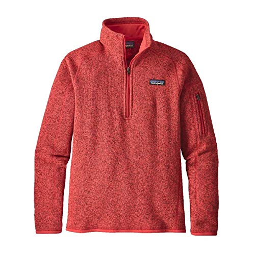 Patagonia Damen Sweater Better Sweater 1/4 Zip Sweater -