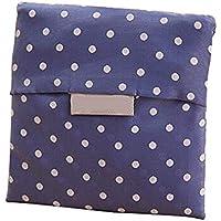 King.MI Eco Einkaufstasche Portable Aufbewahrungstasche Falttasche * 1Pcs