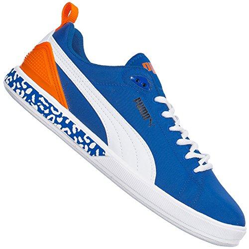 Puma Sneaker Blau und weiß