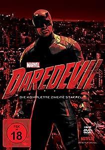 Marvel's Daredevil - Die komplette zweite Staffel [4 DVDs]