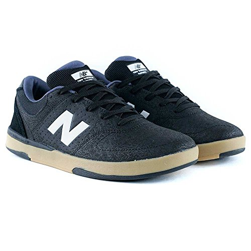 New Balance Numeric NM533BWH-Black-White-Gum