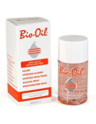 Bio-Oil Specialist SkinCare PurCellin Oil For Scar, Stretch Marks, Uneven Skin Tone, Ageing Skin, Dehydrated Skin...