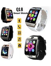 Kaifago Q18 - Reloj Inteligente para cámara, sincronización de Facebook, TF, Samsung,