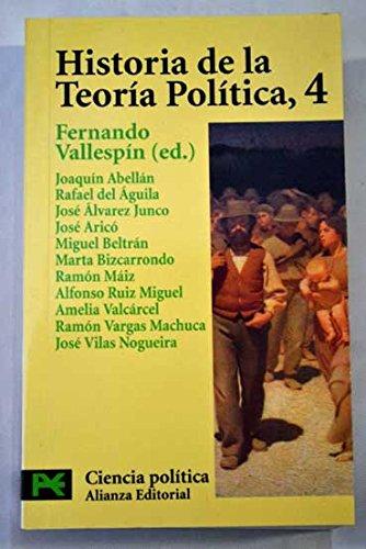 Historia de la teoria politica6 vols. obra completa.