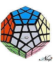 Negi Qi Yi Megaminx Black Base Speed Cube Magic Puzzle Cube