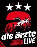 : Die Ärzte - Live/Die Nacht der Dämonen [Blu-ray] (Blu-ray)
