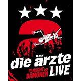 Die Ärzte - Live/Die Nacht der Dämonen [Blu-ray]