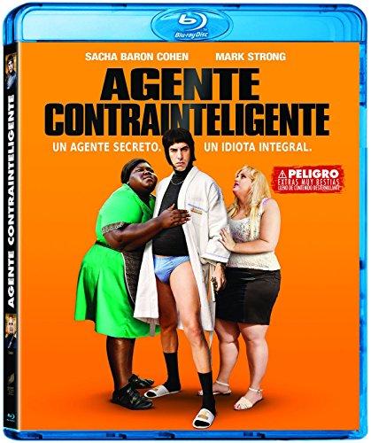 Agente Contrainteligente [Blu-ray] 51q1QGf306L