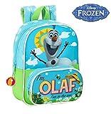 Tiefgefrorene–Mini Kinder Rucksack, Position Olaf, 18x 24cm (611514533Safta)