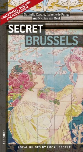 Descargar Libro Secret Brussels de Nicolas Van Beek