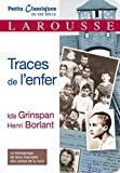 Traces de l'enfer by Ida Grinspan (2015-09-02)