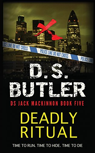 Deadly Ritual: Volume 5 (DS Jack Mackinnon crime series)