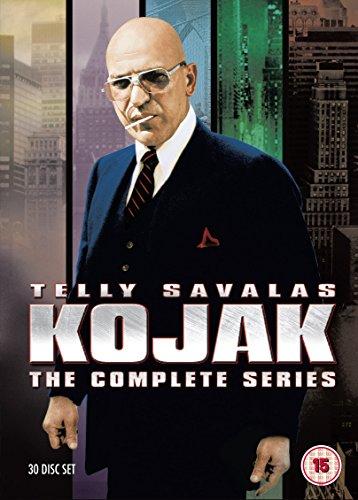 Kojak - The Complete Series [DVD] [1973]