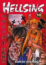 Hellsing Volume 10