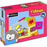Nathan - 31000 - Loto T'choupi - Jeu éducatif - Jeu de société