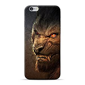 Mobile Back Cover For Apple iPhone 6s (Printed Designer Case)