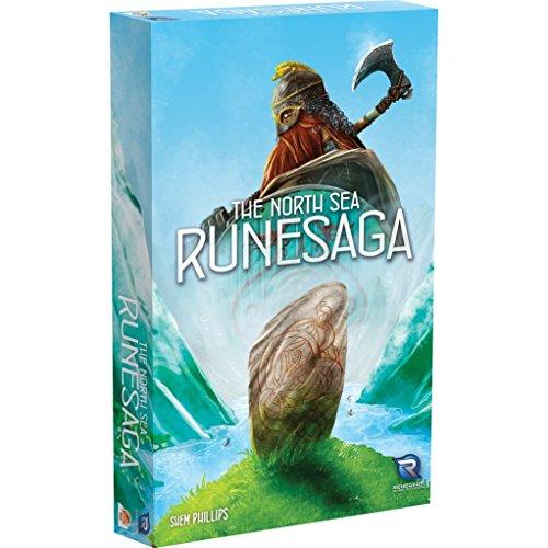 Renegade Game Studios rgs00591 No The North Sea Rune Saga, Juego