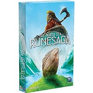 Renegade Game Studios rgs00591No The North Sea Rune Saga, Juego