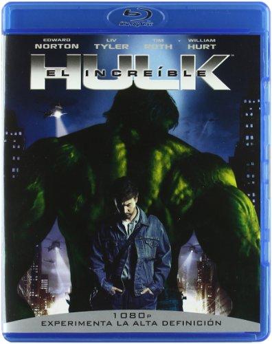 El increíble Hulk ( The incredible Hulk) [Blu-ray]