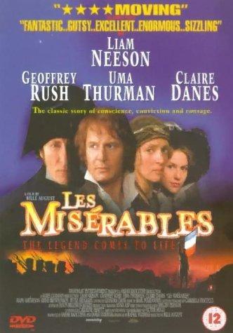 Les Miserables [DVD] [1998] by Liam Neeson