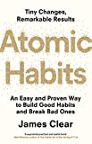 #3: Atomic Habits: An Easy and Proven Way to Build Good Habits and Break Bad Ones