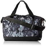 adidas Women's Studio II Duffel Bag, One Size, Equinox Grey/Black/White