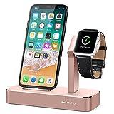 iVAPO Apple Watch und iPhone Ladestation Apple Watch Ständer für Apple Watch Series 2/ Apple Watch...