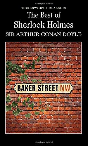 The Best of Sherlock Holmes (Wordsworth Classics) por Sir Arthur Conan Doyle