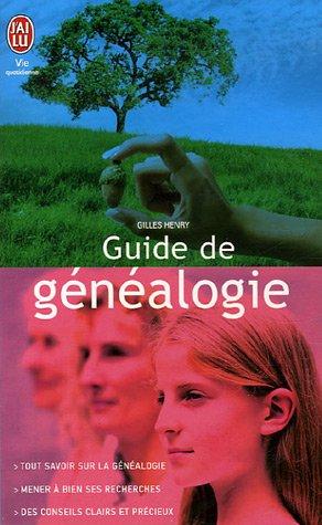 Guide de généalogie