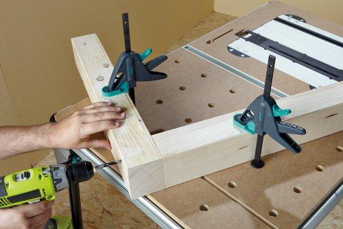 Wolfcraft 1 Werktischspanner / Flächenspanner, 3036000 - 4