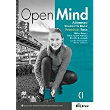 Open Mind Advanced. Student's Book with Webcode (incl. MP3) and Print-Workbook with Audio-CD + Key Open Mind
