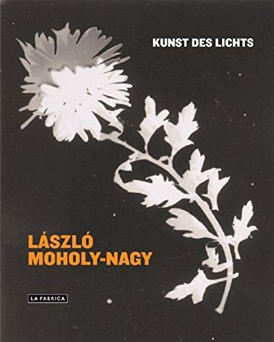 László Moholy-Nagy: Kunst des Lichts, Katalog zur Ausstellung in Madrid, Circulo de Bellas Artes, 09.06.2010-25.07.2010 und in Berlin, Martin- ... Haag, Gementemuseum, 04.02.2011-24.04.2011. Buch-Cover