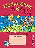 Mathe-Stars - Basiskurs: 6. Schuljahr - Übungsheft: Mit Lösungen