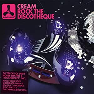Cream Audio Deluxe: Rock the Discotheque