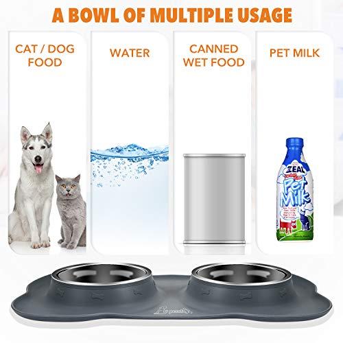 Zoom IMG-2 pecute ciotole per cani gatti