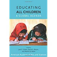Educating All Children – A Global Agenda