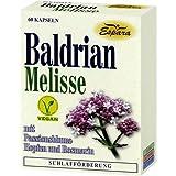 BALDRIAN MELISSE Kapseln 60 St