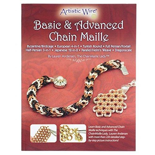 Basic und Advanced Chain Maille Buch von Lauren Anderson