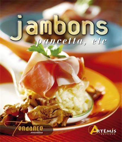 Jambons, pancetta, etc