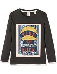 Scotch Shrunk Jungen T-Shirt L/S Tee with Special Artwork