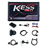 Funnyrstore WA0069B Kess V2 5.017 Master Version Kein Token ECU Programmierwerkzeug OBD2 Manager Tuning Kit Auto Diagnose-Tool Set