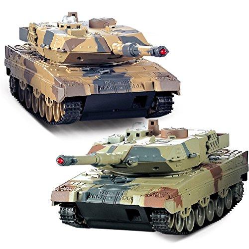 yks-tanques-radiocontrol-con-sistema-de-batalla-por-infrarrojos-juego-de-2